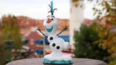 First Look: New Olaf Premium Sipper Coming to Disneyland Resort