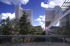Biblioteca Nacional de Francia - Dominique Perrault 1989 -1995
