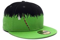 """cheaper 1369f 3ebf5 Alife has updated their frontpage image with this Frankenstein looking New  Era fitted cap with the wording """"It Ain t That Serious."""