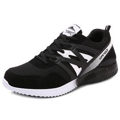 Faux Leather Breathable Athletic Shoes #>=#>=#>=#>=#> Click on the pin to check out discount price, color, size, shipping, etc. Save and like it!