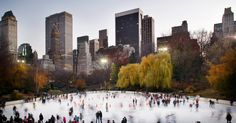 Minh and Wass photography - I love this rink in Central Pk