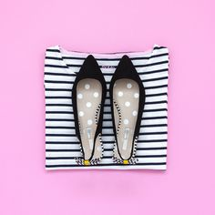 Boden Breton t-shirt and shoes / Candy Pop: http://www.candypop.uk.com/