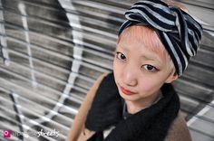Hitomi  harajuku, tokyo  WINTER 2012, girls  Kjeld Duits    DESIGNER, 24    Coat – Theatre Products  Sweater – Red Label  Skirt – Nozomi Ishiguro  Shoes – Castañer
