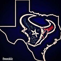 Texans Houstan Texans, Houston Texans Football, Football Quilt, Bulls On Parade, Best Cover Up Tattoos, Nfl Logo, H Town, Sports Teams, Texas