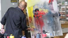 Peter Feichter - Abstrakt boesner 24.06.2013