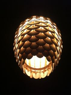 Great Description: Pinecone Is A Large Pendant Lamp Comprised Of 272 Parts And  Measuring Around.