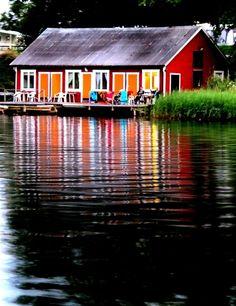 Summer in Valdemarsvik, by: Rainer Lehmann
