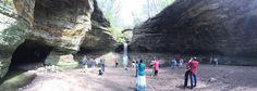 Matthiessen State Park - Oglesby, IL, United States