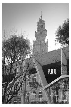 Torre dos Clérigos www.webook.pt #webookporto #porto