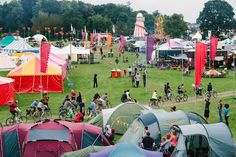 Have Your Say towards a Green Manifesto for festivals by completing this…
