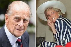 Royals 'nightmare' after Princess Diana's death revealed in letter written by Prince Philip - Mirror Online.