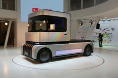Daihatsu introduces fuel cell mini-truck concept By Ben Coxworth November 28, 2013 The FC Deco Deck utilizes an anion exchange fuel cell
