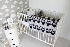 Home White Home: Tervetuloa meille: vauvan huone