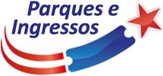 Parques e Ingressos Logo