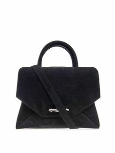 Obsedia small suede tote   Givenchy  