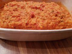 Kürbis-Paprika Lasagne. So leicht. So lecker. ww tauglich von Hippie_Langstrumpf auf www.rezeptwelt.de, der Thermomix ® Community