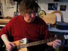 DulciStrummer cigarbox guitar
