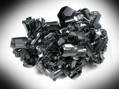 Schorl Tourmaline from Nyet Bruk, Braldu Valley, Skardu District, Gilgit-Baltistan (Northern Areas), Pakistan