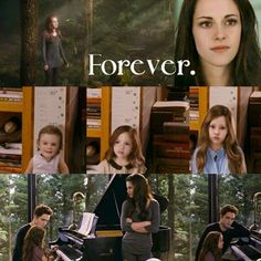 #Bella #Renesmee #Twilight Saga Forever is only the beginning!!!