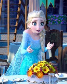 Elsa Dress, Disney And Dreamworks, Disney Princess, Disney Characters, Anime, Frozen Stuff, Dresses, Fans, Queen