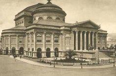 #Palermo, Teatro Massimo