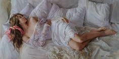 spectacular paintings by Anna Marinova