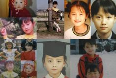 Eye Candy: Adorable childhood photos of female actresses (Part One) | allkpop.com - Gu Hye Sun