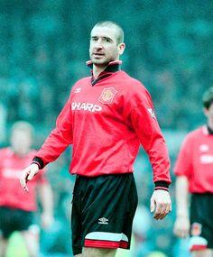 Position- CF Eric Cantona