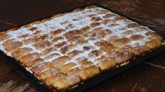 mantije prelivene jogurtom recept / priprema jufke Serbian Recipes, Bulgarian Recipes, Serbian Food, Pastry Recipes, Cooking Recipes, Filo Pastry, Scones, Bread, Baking