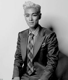 T.O.P ~ The man that can kill me with a single smile...