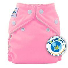 FuzziBunz® Perfect Size Diaper in Cotton  Candy