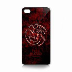Game Of Throne Targaryen iPhone 5/5S Case, iPhone 4/4S case