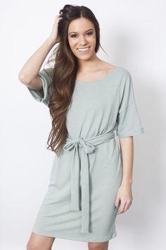 Emmi Dress - Sage