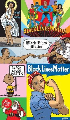 The iconic Black Lives Matter movement - The Boston Globe