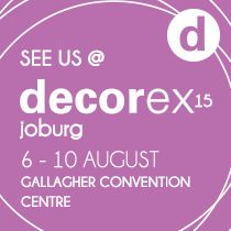 See us at Hall Stand - Decorex 2015 Convention Centre