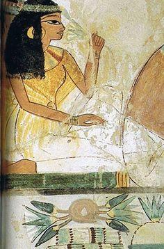 Tomb of Nakht ~ Egypt  NE