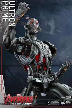 Marvel Ultron Prime Sixth Scale Figure by Hot Toys | Sideshow Collectibles