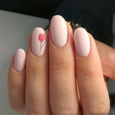 Spring nails are cute yet fashionable. Find easy latest spring nail designs, ideas & trends in spring coffin nails, acrylic nails and gel spring nail colors. Tulip Nails, Lily Nails, Rose Nails, French Nails, Sunflower Nails, Happy Nails, Stylish Nails, Almond Nails, Holiday Nails