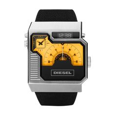 90dc83c6183 DIESEL TIMEFRAMES MALE 12 TIMEFRAMES Oversized Watches