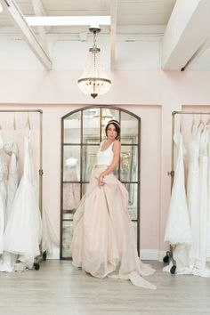 One of my favorite engaged moments was dress shopping without a doubt. But oh, what an adventure it is as you dive into the racks of gorgeous gowns! We're in luck m'dears, for Lovely Bride SF is here to share their