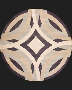 Greg Natale_ Saint Tropez pattern rug