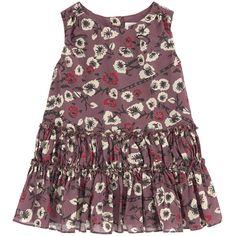 Robe légère en voile de coton - 148526