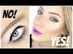 Stephanie Lange is a makeup artist who does tutorials on youtube. This is a very helpful video on how to do winged eyeliner on hooded eyes.