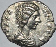 Rímske impérium Julia Domna Augusta(194-217)