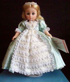 "12"" Madame Alexander Doll Princess"