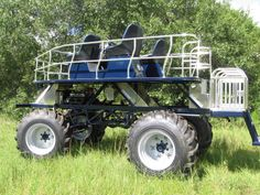 Swamp Buggy Parts   Bo Bates's New Florida Scout Buggy
