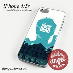 The Walking Dead Prisons Fight Phone case for iPhone 4/4s/5/5c/5s/6/6 plus