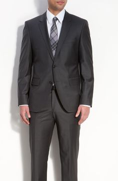 BOSS Black 'James Sharp' Suit
