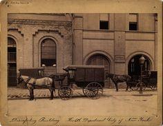 Ambulance. Ca. 1900