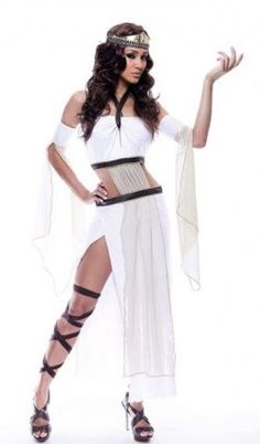 Get ready for the grecian goddess womens small cheap Halloween costume. This grecian goddess womens small is defintely one of the best Halloween costumes. Goddess Halloween Costume, Greek Goddess Costume, Goddess Dress, Sexy Halloween Costumes, Adult Halloween, Godess Costume, Goddess Hair, Couple Halloween, Halloween Treats